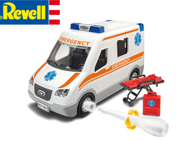 Revell Junior Ambulance - 00808