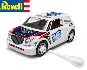 Revell Junior Rally car - 00812