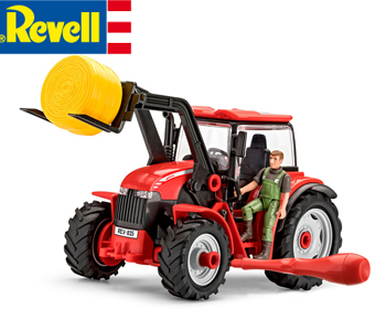 Revell Junior Tractor - 00815