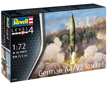 German A4/V2 Rocket - 03309