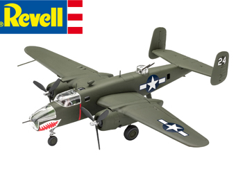 B-25 Mitchell Easy-Click - 03650