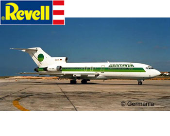 Boeing 727-100 Germania - 03946