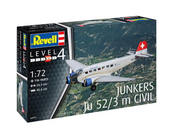 Junkers Ju52/3m Civil - 04975