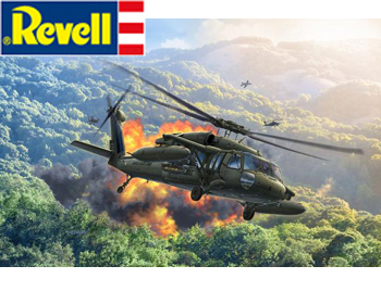 UH-60A Black Hawk 1/100 - 04984