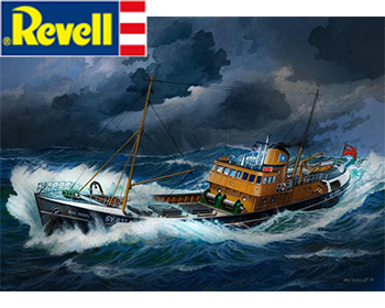 North Sea Trawler - 05204