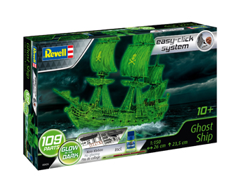Ghost ship easy-click - 05435