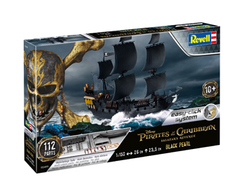 Black Pearl easy-click - 05499