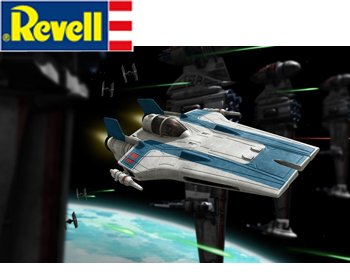 "Resistance A-Wing Fighter ""Built & Play""- 06762"