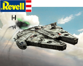 "Millennium Falcon ""Built & Play"" - 06765"