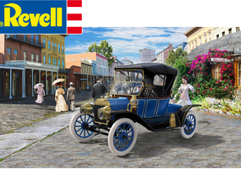 Ford Model T 1913 - 07661