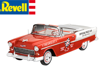 Chevrolet Indy Pace Car ´55 - 07686