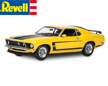 Ford Mustang Boss 302 ´69 - 14313