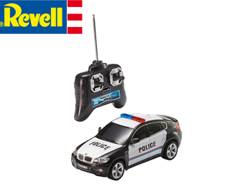 Revell RC BMW X6 Police 1/24 - 24655