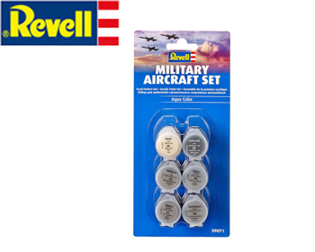 Military Aircraft color set - 39071