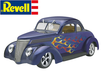 Ford Coupe Street Rod 1937 - 85-4097