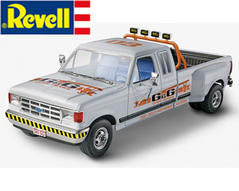 Ford F-350 Duallie Pickup ´91 - 85-4376