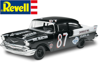 Chevrolet 150 1957 Black Widow- 85-4441