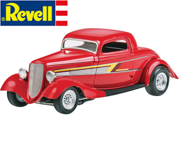 Ford Coupe ´33 ZZ Top Eliminator - 85-4465