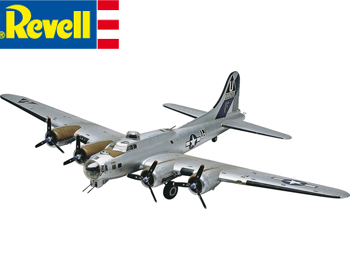 Boeing B-17G Flying Fortress 1:48 - 85-5600