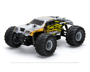 Right Monster Truck 4WD 1:24 RTR - RT94250-2
