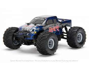 Right Monster Truck 4WD 1:24 RTR - RT94250