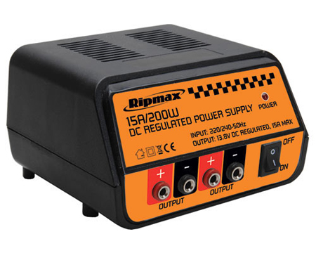 Dual Output Power Supply 15A/200W - O-IP2001