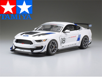 Ford Mustang GT4 1:24 - 24354