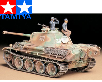 Panther Type G Late 1:35 - 35176