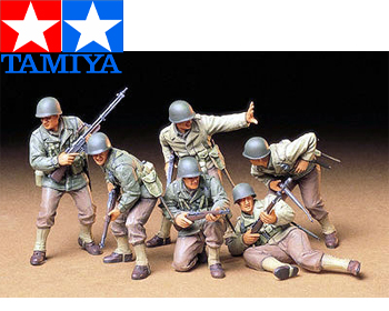 US Army Assault Infantry 1:35 - 35192