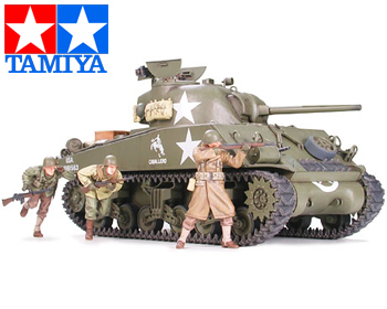 M4A3 75mm Sherman 1:35 - 35250
