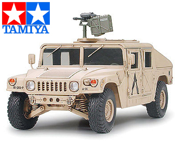 HUMVEE Armament carrier 1:35 - 35263