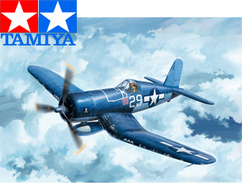 Vought F4U-1A Corsair 1:48 - 60775