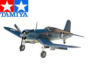 "Vought F4U-1 Corsair ""Bird Cage"" 1:48 - 61046"