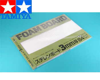 Tamiya Foam Board 3mm - 70138
