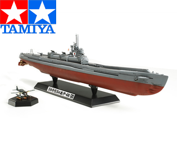 Japanese Submarine I-400 1:350 - 78019
