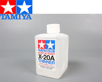 Tamiya X-20A Acryl Thinner 250ml - 81040