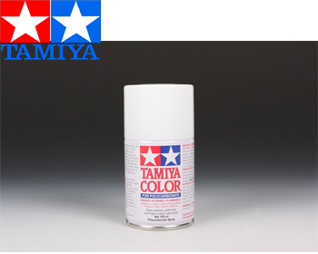Tamiya PS-1 White Spray - 86001