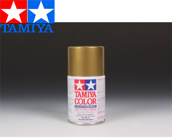 Tamiya PS-13 Gold Spray- 86013