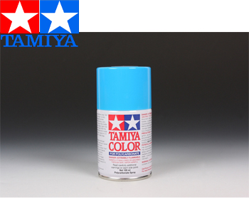 Tamiya PS-3 Light Blue Spray - 86003