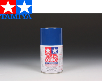 Tamiya PS-4 Blue Spray - 86004