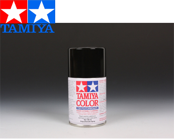 Tamiya PS-5 Black Spray - 86005