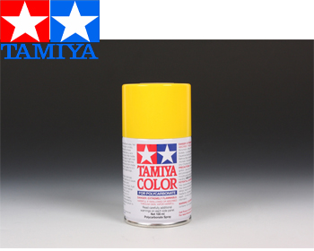 Tamiya PS-6 Yellow Spray - 86006