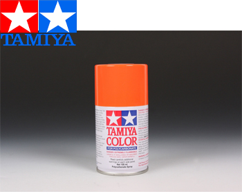 Tamiya PS-7 Orange Spray - 86007