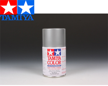 Tamiya PS-12 Silver Spray - 86012
