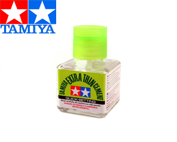 Tamiya Extra Thin Quick setting Cement - 87142