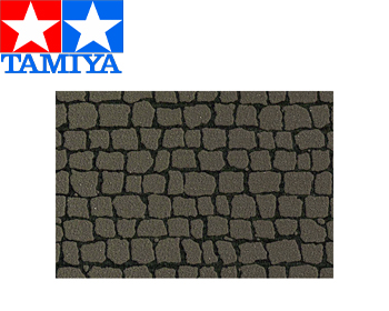 Diorama Sheet Stone paving B - 87166