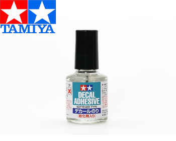 Tamiya Decal Adhesive - 87193