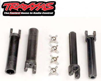 421951 - Traxxas Half shafts, long truck