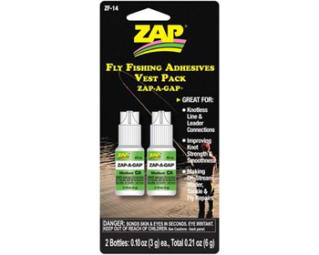 ZAP-A-GAP CA+ Fly Fishing (6gr) - 40ZF14
